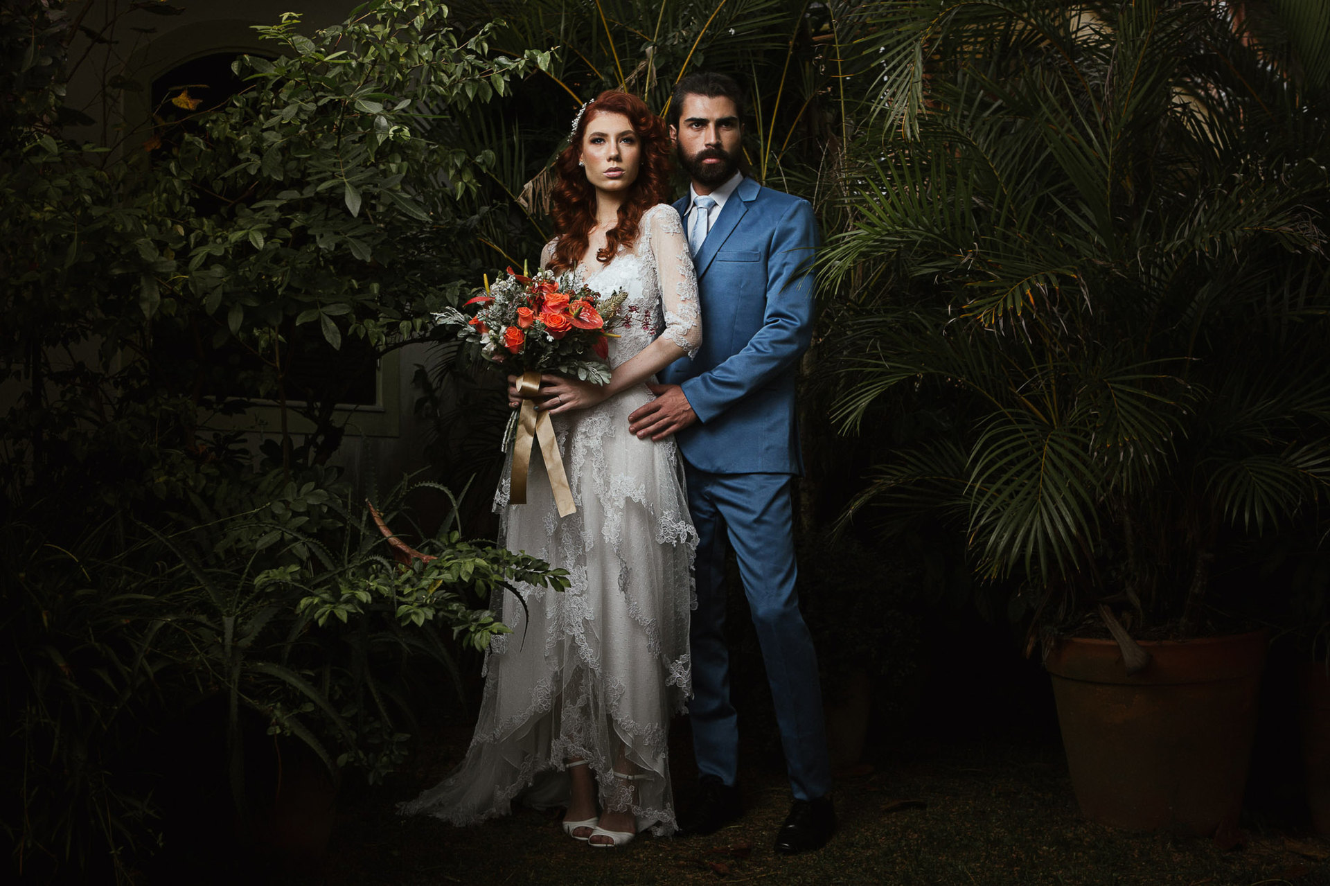 Fotografia de editorial, Bridal Chic